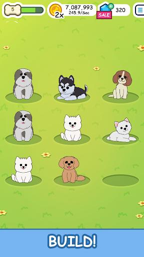 Merge Puppies screenshot 2