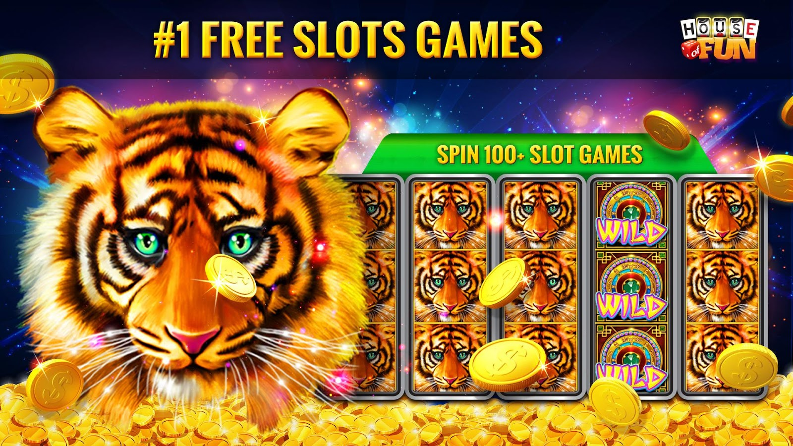 New Free Online Casino Slot Games