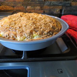 Fresh Pineapple Crumble Cake Recipe