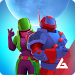 Space Pioneer: Multiplayer PvP Shooter Blast 1.8.1 (86) (Armeabi-v7a)