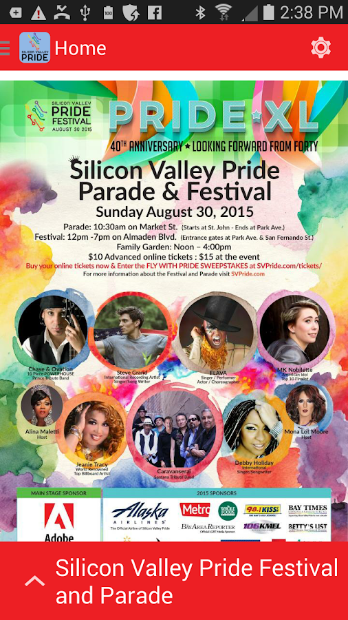 Silicon Valley Pride- screenshot