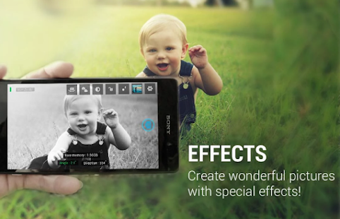 HD Camera - Best Camera, Filters and Overview - náhled
