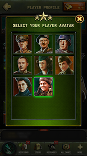 World at War: WW2 Strategy MMO Screenshot