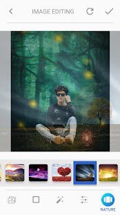 Download Nature Overlay Photo Blender For PC Windows and Mac apk screenshot 1