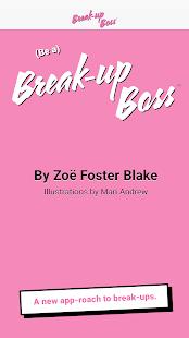 Break-Up Boss Zoë Foster Blake - náhled
