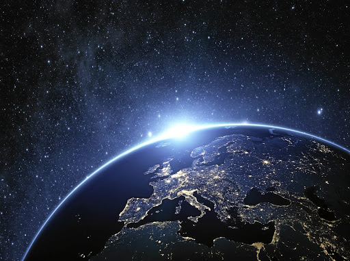 Planet Earth . Picture: SUPPLIED