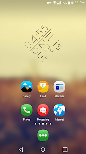 MeeUI Icon Pack Screenshot