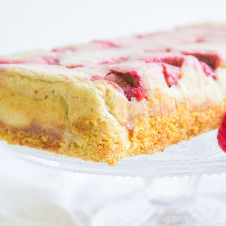 Lemon Curd Raspberry Cake