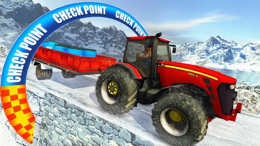 Farm Tractor Cargo Driving Simulator 20 1.5 screenshots 10