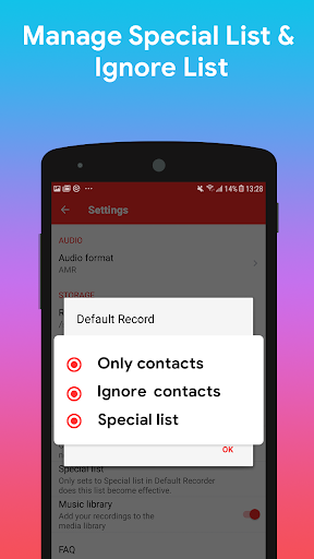 Call Recorder - Call Recording App - screenshot