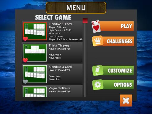 Full Deck Solitaire 1.91 screenshots 21