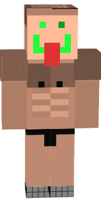 I made this ripped hot guy skin