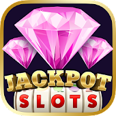 3 Pink Jackpot Diamonds Slots