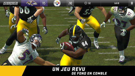 cofe tricheMadden NFL Overdrive Football  1