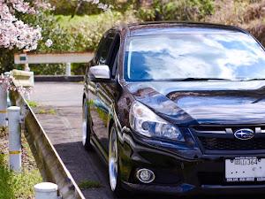 レガシィツーリングワゴン BRM H24年式Sグレード レザーパッケージのカスタム事例画像 takuya10969さんの2019年03月31日11:45の投稿