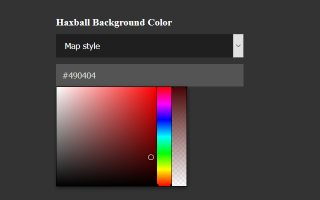 Haxball Colors