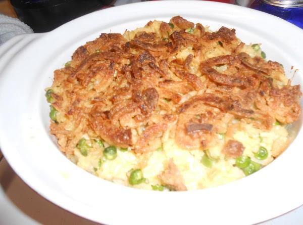Crunchy Creamy Chicken And Rice Recipe