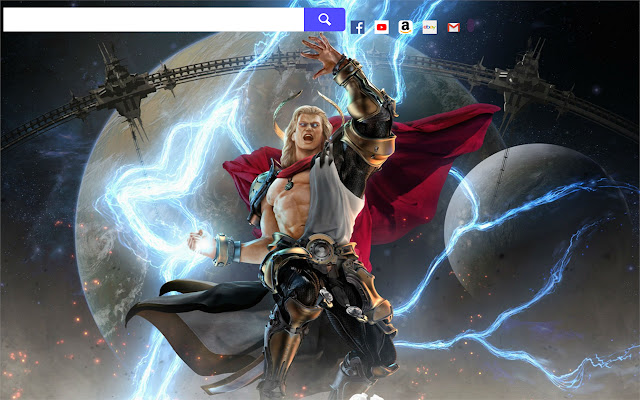 Skyforge Game HD Wallpapers New Tab