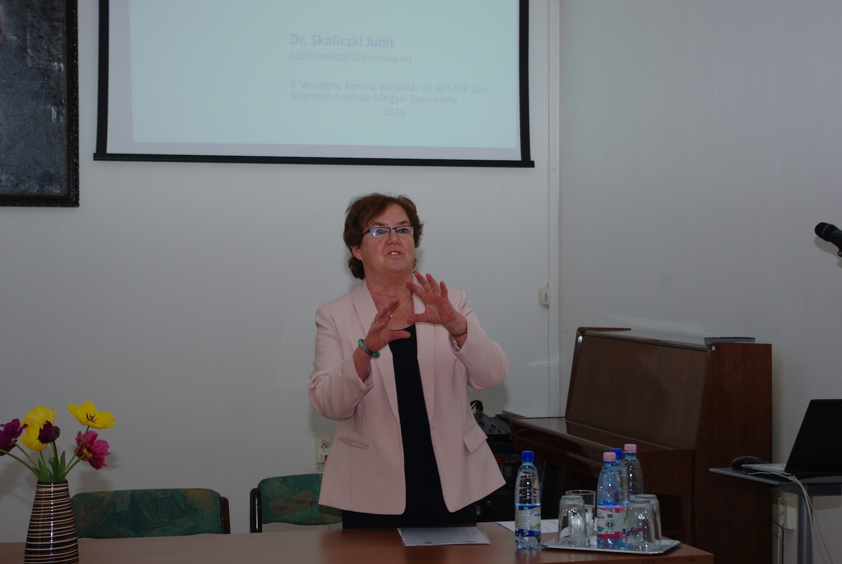 Dr. Skaliczki Judit