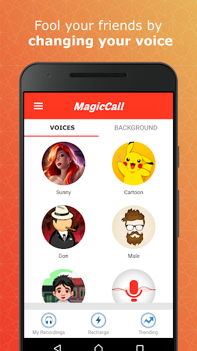MagicCall – Voice Changer, April Fools Prank Dial for PC
