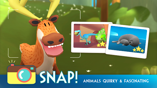 Snapimals: Discover Animals v1.0.5 (Mod Money)