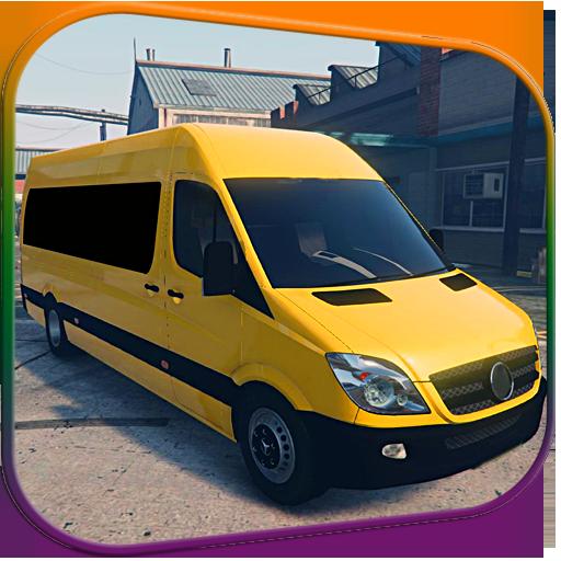 Sprinter Minibus Driving (game)