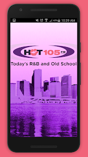 HOT 105 FM Miami- screenshot thumbnail