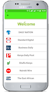 Top All Kenya News - náhled