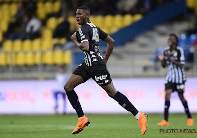 "Victor Osimhen :""Charleroi est devenu ma maison, ma famille"""
