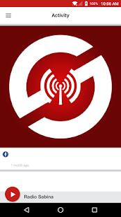 Radio Sabina - náhled