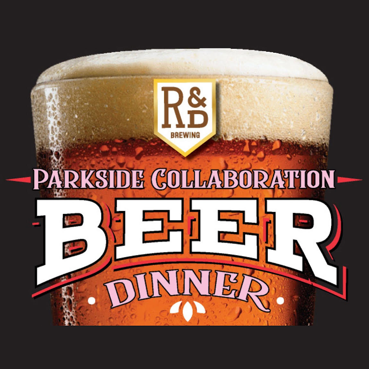 "Logo of R&D Parkside's Collaboration ""Easy Does It"" Sparkling Ale"
