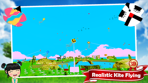 Basant The Kite Fight 3D : Kite Flying Games 2020 1.0.1 screenshots 9