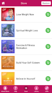 Ultimate Weight Loss Hypnosis- screenshot thumbnail