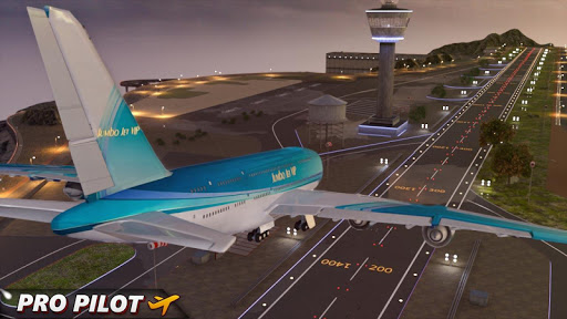 City Airplane Pilot Flight New Game-Plane Games 2.34 screenshots 7