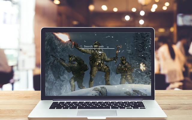 Warface HD Wallpapers Game Theme