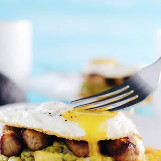 Paleo Breakfast Stacks (GF + Dairy-Free).