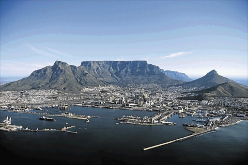 Table Mountain. File photo