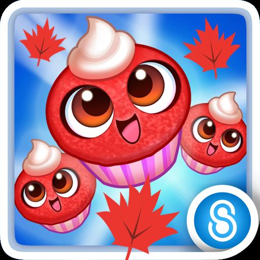 Cupcake Mania: Canada Icon