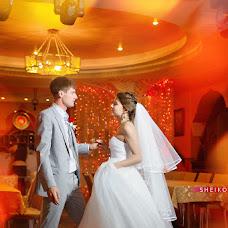 Wedding photographer Evgeniya Sheyko (SHEIKO). Photo of 11.06.2014