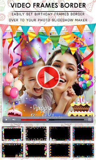 Birthday Video Maker With Music & Editor 1.0.3 screenshots 4