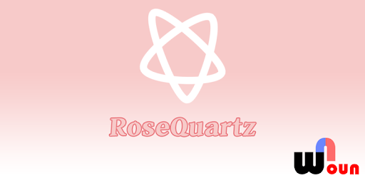 Jey로즈쿼츠(RoseQuartz) 카카오톡 테마 app (apk) free download for Android/PC/Windows screenshot
