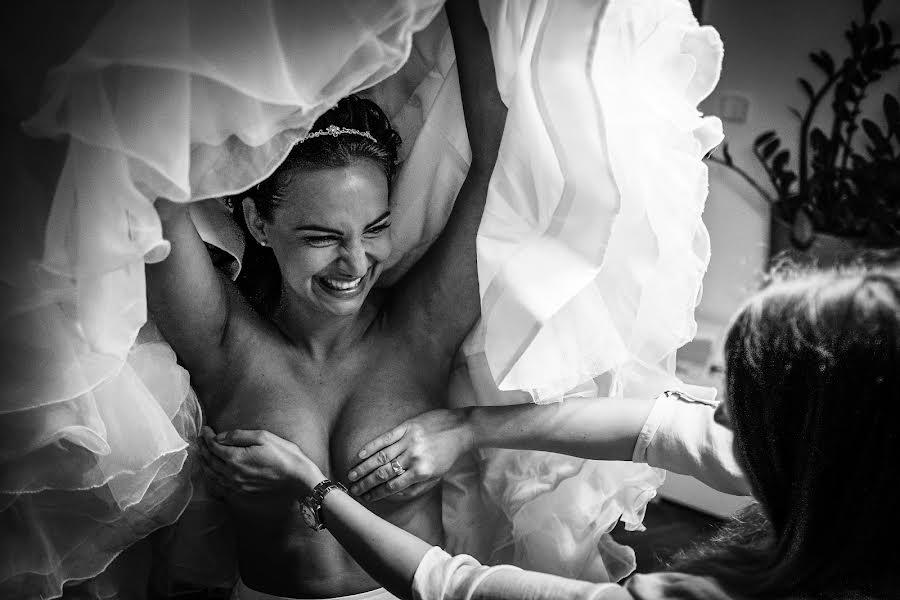 結婚式の写真家Vojta Hurych (vojta)。10.08.2016の写真