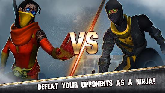 Game Ninja Fighting Game - Kung Fu Fight Master Battle APK for Windows Phone