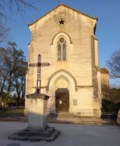 photo de église des Vignères