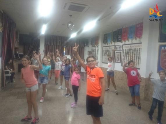 Bailando sin paraaaar!!!