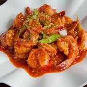 Szechuan Shrimps