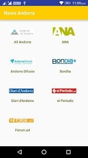 News Andorra - náhled