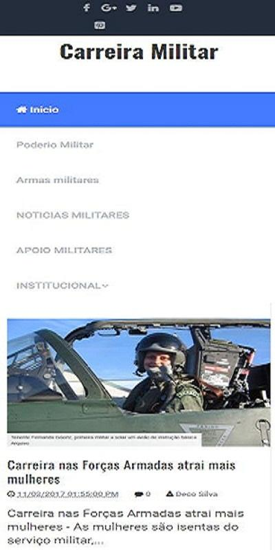 Carreira Militar- screenshot