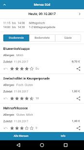 Mensa Rostock - náhled