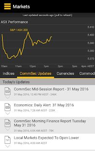 CommSec- screenshot thumbnail